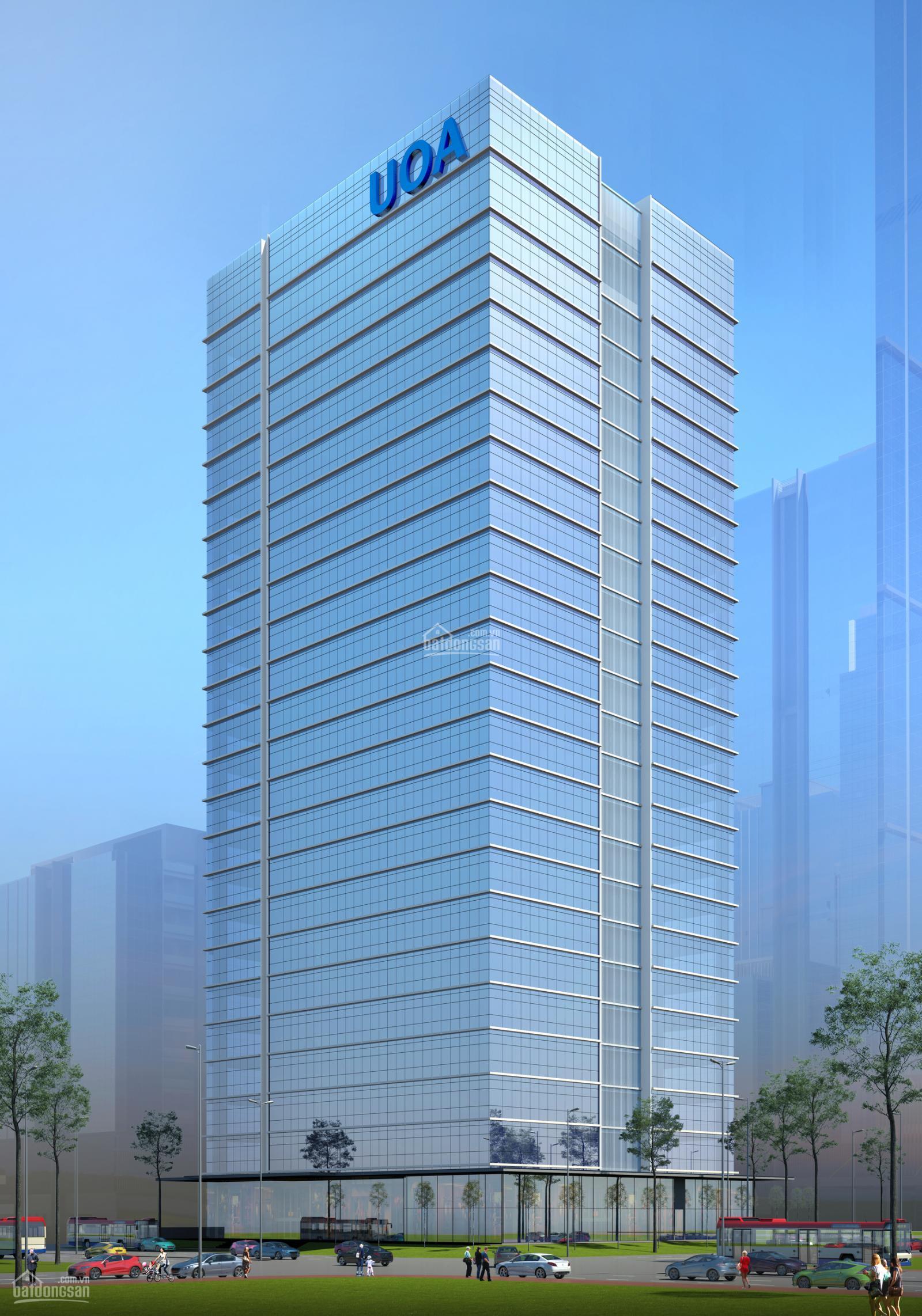 Company establishment in UOA tower