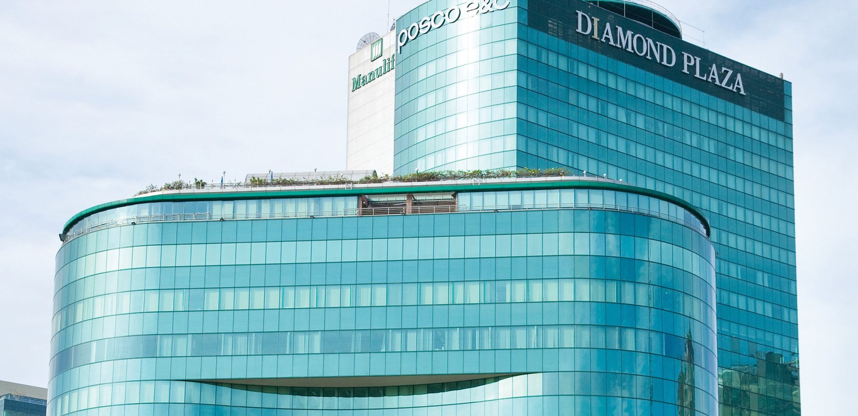 Setup company in Diamond Plaza